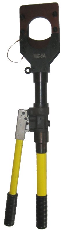 large hand hydraulic cable cutter